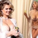 Kate Upton Nude For Sports Illustrated Photoshoot IN FIJI image