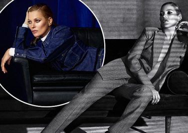 KATE MOSS Talks About Her Famous 1993 CK Photoshoot!