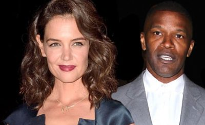 Jamie Foxx Dumps Katie Holmes After ONGOING SCIENTOLOGY DRAMA!