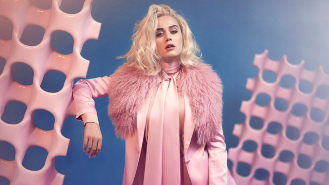 Katy Perry Debuts Her Strange World Called 'Oblivia' image