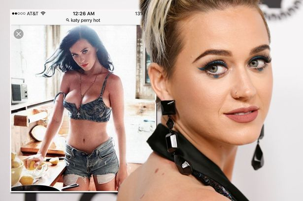 KATY PERRY Tours Paris Hilton's Home on Video! image