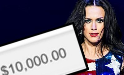 THE RIGHT TO CHOOSE: Katy Perry Defends Planned Parenthood With Huge Donation!