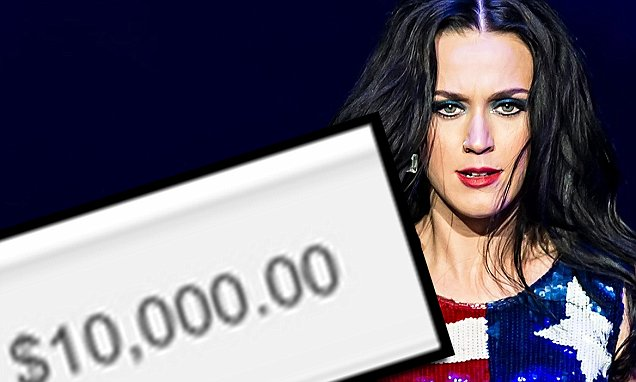 THE RIGHT TO CHOOSE: Katy Perry Defends Planned Parenthood With Huge Donation! image