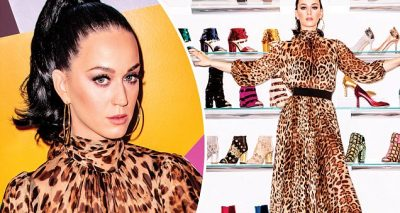"Katy Perry Launching ""VIBRANT, EXPRESSIVE"" Shoe Line"