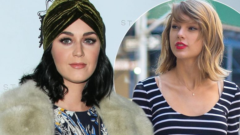 """Katy Perry on Taylor Swift Feud: """"SHE STARTED IT!"""""""