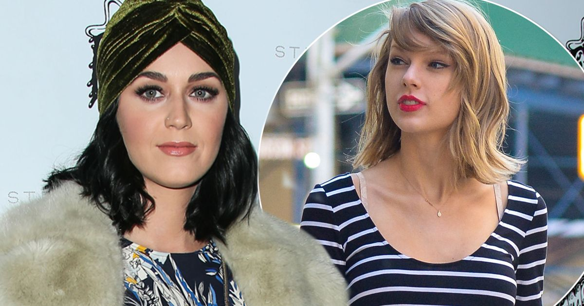 "Katy Perry on Taylor Swift Feud:""SHE STARTED IT!"""