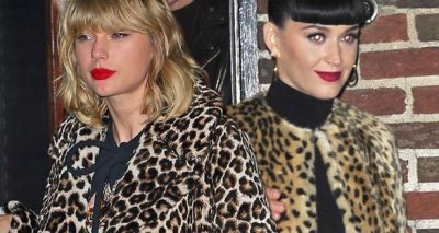 "Katy Perry Is Ready ""TO LET GO"" Her Feud With Taylor Swift"