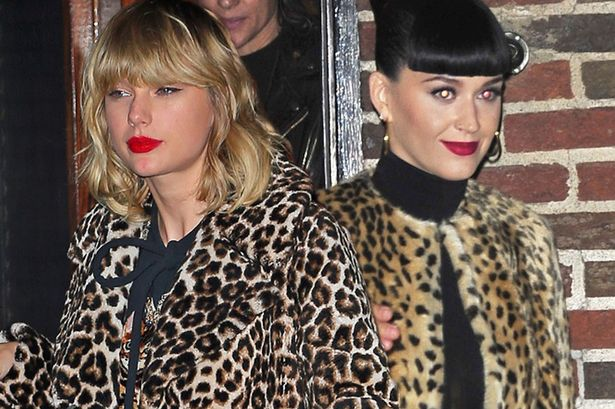 """Katy Perry Is Ready """"TO LET GO"""" Her Feud With Taylor Swift image"""