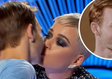 'American Idol' Contestant Says KATY PERRY Made Him Uncomfortable!