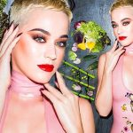 Katy Perry Wears a Black WIG To 'American Idol' Taping image