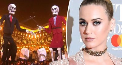 """Katy Perry Says All Awards """"ARE FAKE"""""""