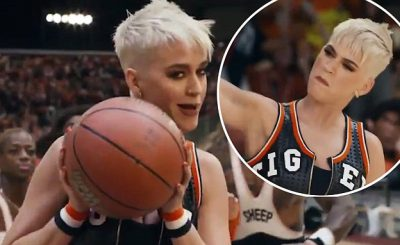 Katy Perry 'Swish Swish' Video Featuring Totally RANDOM Celebrities!