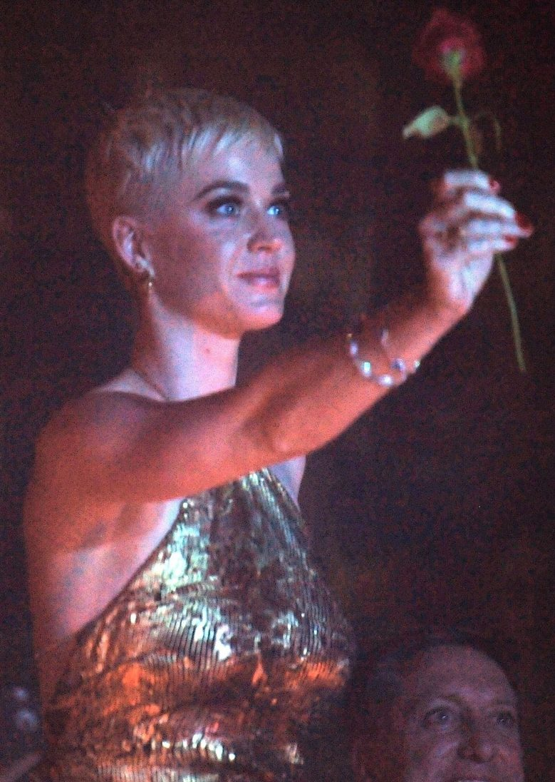 Katy Perry Tangos in Argentina! image