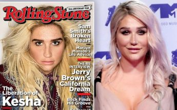 KESHA Covers Rolling Stone, Talks Eating Disorders and Taylor Swift