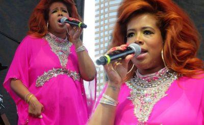 'Milkshake' Singer KELIS Shows Off Her Los Angeles Mansion