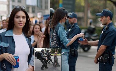 Watch Kendall Jenner's Controversial Pepsi Commercial That Just Got Pulled!