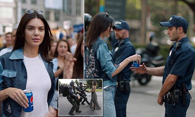 Watch Kendall Jenner's Controversial Pepsi Commercial That Just Got Pulled! image