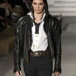 Kendall Jenner Walks (& Sits) During Marc Jacobs' Unique NYFW Show! image