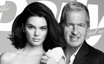 Kendall Jenner is an 'ICON of the Decade' on 'DAILY Front Row' Cover