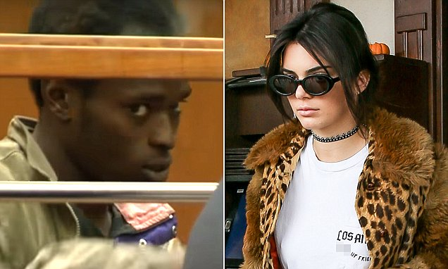 TERRIFIED: Kendall Jenner Testifies Against Her Frightening STALKER image