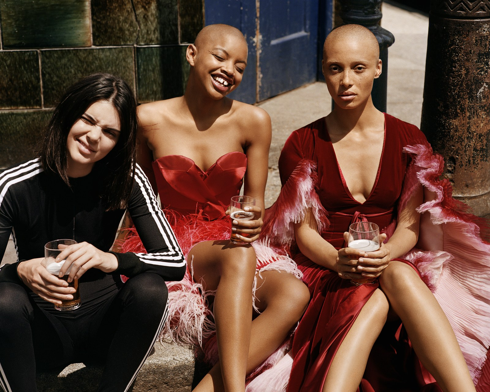 KENDALL JENNER in W Magazine's October Issue image