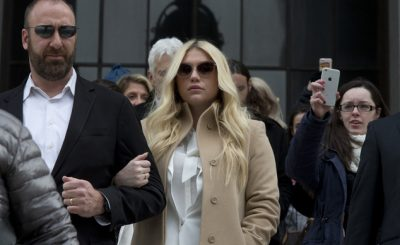 """Kesha's Bold New Statement in Brooklyn: """"Dr. Luke F***ed With the Wrong Woman!"""""""