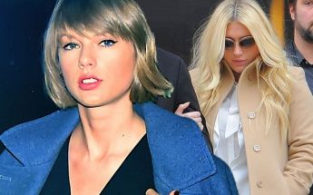 KESHA Supports Taylor Swift in Bum-Groping Case!