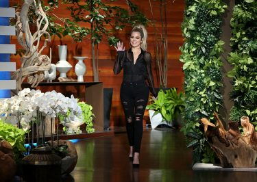 "Kim Kardashian ""Is Not Doing That Well"" After Paris Robbery According to Khloe on Ellen"