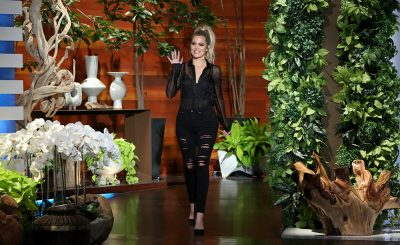 """Kim Kardashian """"Is Not Doing That Well"""" After Paris Robbery According to Khloe on Ellen"""