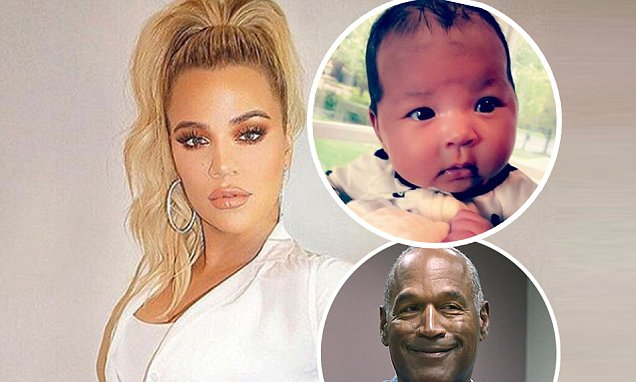 Khloe Kardashian Comments on OJ Simpson Being Her DAD! image