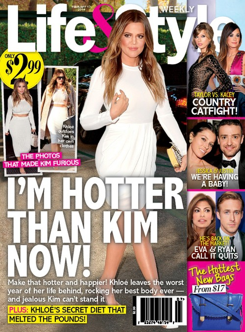 Jealous Much? Khloe Kardashian is Considering Surgery to Look Just Like Kim! image