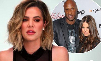 """Khloe Kardashian """"Fake-Tried"""" Getting Pregnant With Lamar Odom!"""