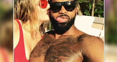 Khloe Kardashian is a Chocolate-Loving Lady by the Pool!