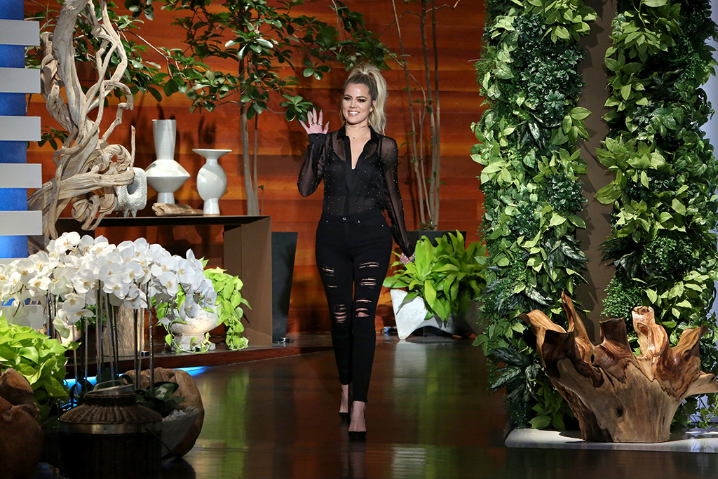 "Kim Kardashian ""Is Not Doing That Well"" After Paris Robbery According to Khloe on Ellen image"