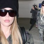 Khloe Kardashian Hides Her Baby During 'Keeping Up With the Kardashians' Filming image
