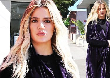 Khloe Kardashian Hides Her Baby During 'Keeping Up With the Kardashians' Filming