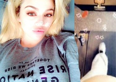 Khloe Kardashian is DREAMING OF FITNESS After Giving Birth