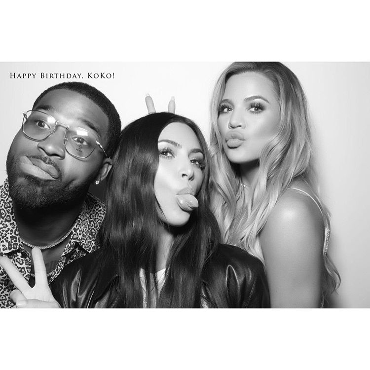 Khloe Kardashian Turns 33, Shares PHOTO BOOTH Pics image