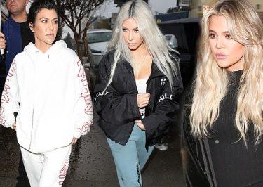 KHLOE Kardashian Gets Swarmed by Paparazzi! MOVE OVER KIM!