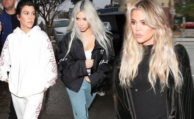 KHLOE Kardashian Gets Swarmed by Paparazzi! MOVE OVER KIM!