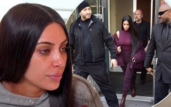 Kim Kardashian Still Has FRIGHTENING Flashbacks From Robbery Thanks to Kanye West!