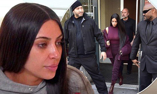 Kim Kardashian Still Has FRIGHTENING Flashbacks From Robbery Thanks to Kanye West!