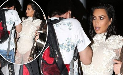 Kim Kardashian Considering Surrogacy For Third Baby!