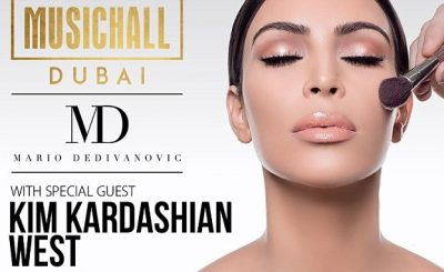 Kim Kardashian's First Paid Gig in Dubai After Paris Robbery!