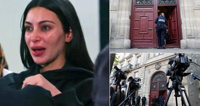 """""""They Were Going to Shoot Me"""": Kim Kardashian Weeps in 'Keeping Up' Promo Over Paris Robbery!"""