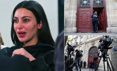 """They Were Going to Shoot Me"": Kim Kardashian Weeps in 'Keeping Up' Promo Over Paris Robbery!"