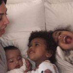 KIM KARDASHIAN Shares Very Cute Video of Chicago West! image