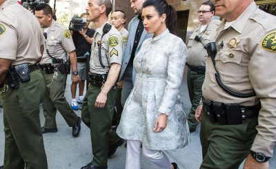 Kim Kardashian's New Security Detail Includes CIA and Secret-Service Agents! Kim to Travel in ARMORED VEHICLE