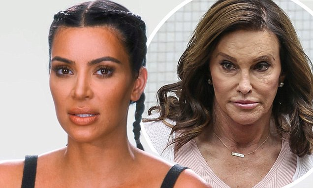 KIM KARDASHIAN Brands Caitlyn Jenner a 'Bad Person' and a LIAR! image