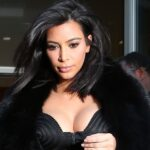 Kourtney and Kim Kardashian: Chaos-Causing Ladies at Paris Fashion Week! image